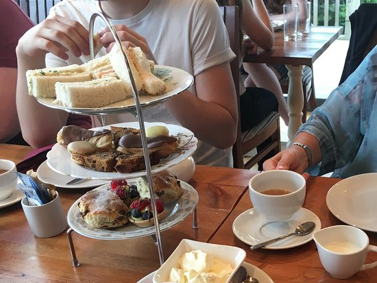 Rollesby, UK: Afternoon tea