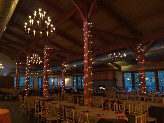 Chester, VA: Inside the event space