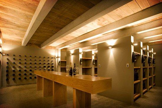 Martinborough, Nowa Zelandia: Palliser underground Cellar