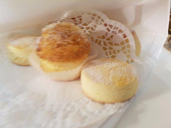 Baur au Lac: Gluten free scones