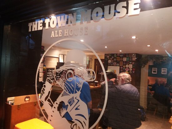 The Town Mouse Ale House
