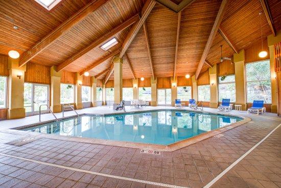 Fontana, Californië: Indoor Pool
