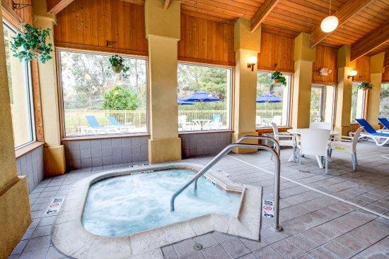 Fontana, Californië: Indoor Spa