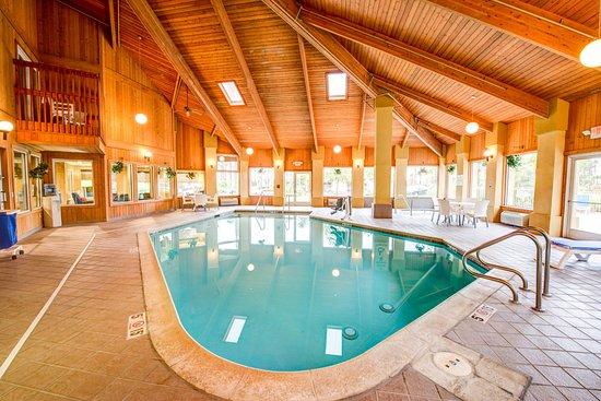 Comfort Inn I-15: Indoor Pool