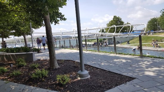 The Yards Park: View of Navy Yard Park