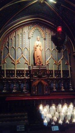 Μόντρεαλ, Καναδάς: Notre-Dame de Montréal