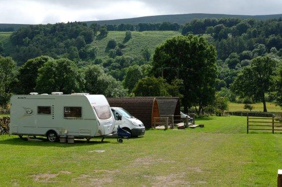 Buckden Camping/Heber Farm Camp Site