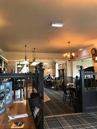 Morpeth, UK: interior