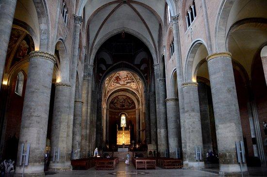 Piacenza, Italy: Interno della Cattedrale