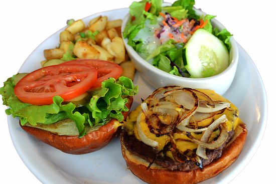 Downers Grove, إلينوي: All American Burger