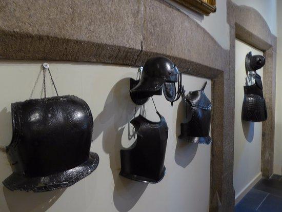 Marazion, UK: Armor