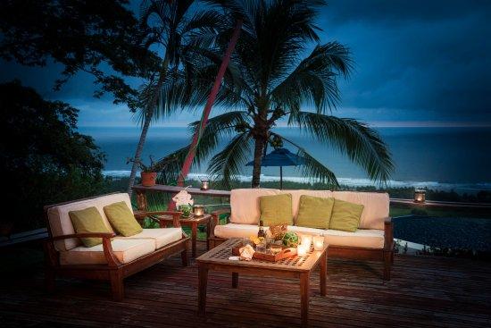 Playa San Miguel, Kostaryka: Happy Hour