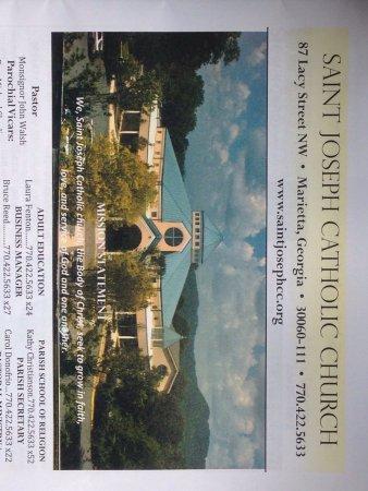 Marietta, GA: Worship building and contact info