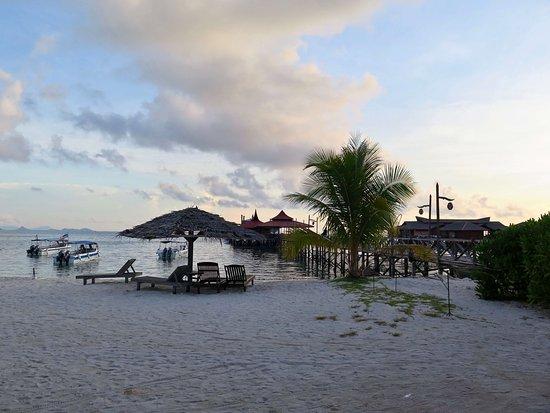 Semporna, Malaysia: The Jetty