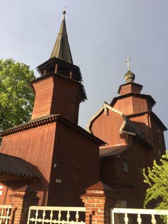 Ростов, Россия: Церковь Иоанна Богослова