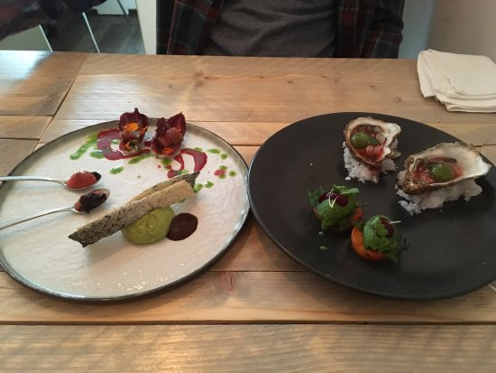 Mexican Haute Cuisine Review Of Ruisenor The Hague The