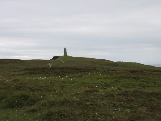 Islay, UK: American monument