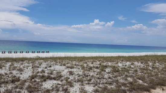 Navarre Beach View From Pool Deck