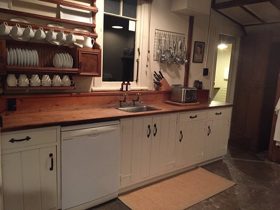 Havelock North, Nieuw-Zeeland: The cute kitchen