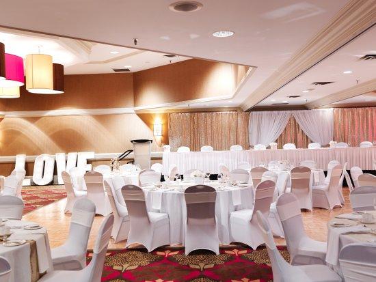 Radisson Hotel Saskatoon: Michelangelo Ballroom. 7256 sq. ft.