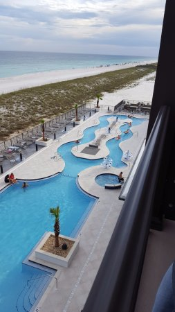 Springhill Suites By Marriott Navarre Beach Balcony View