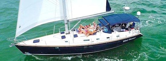 Miami Sailing - Private Day Charters: Perfect Bachelorette - Miami