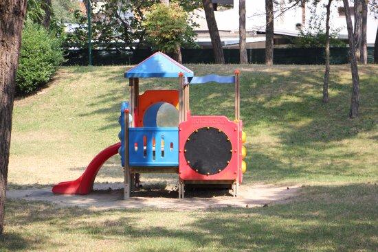 Parco Hemingway : Площадка для малышей