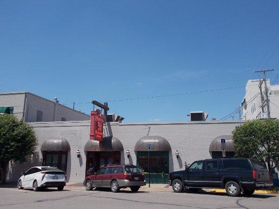 Chances R Restaurant, York, Nebraska.