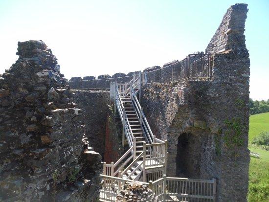 Lostwithiel, UK: Stairs