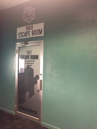 Pueblo, CO: SoCo Escape Room