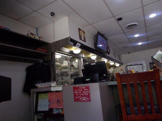 Whistle Stop Diner, Birmingham MI.