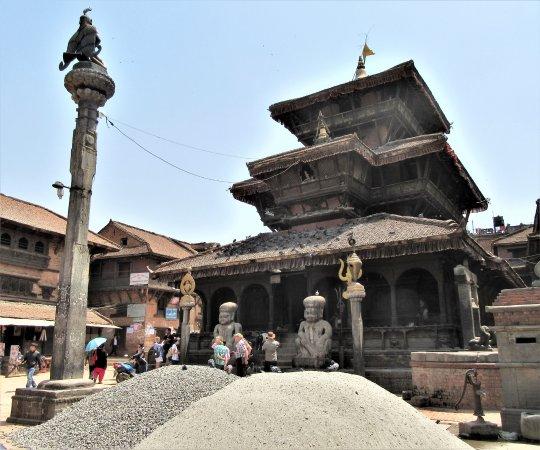 Dattatreya Temple in Bhaktapur.