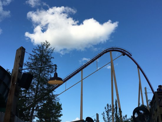 Kings Island: Diamondback