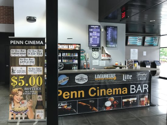 Penn Cinema Riverfront