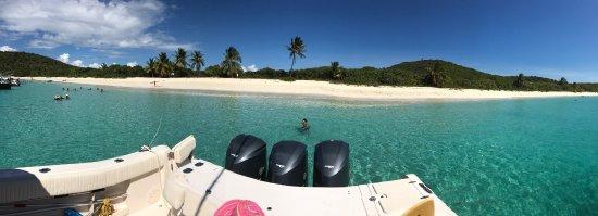Culebrita Island: Panoramic View