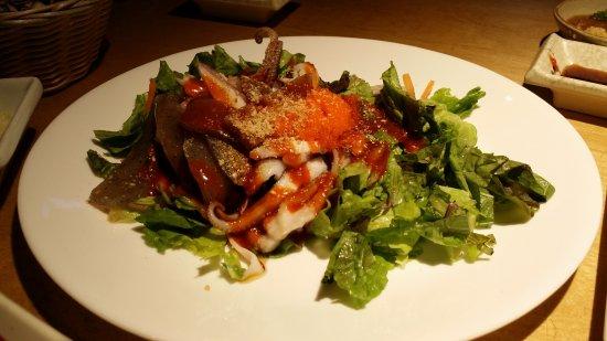 Fort Lee, Νιού Τζέρσεϊ: Some Kind of Appetizer Salad