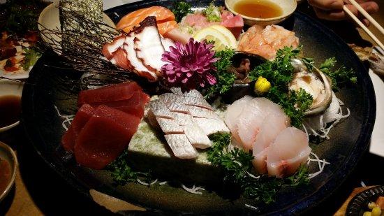 Fort Lee, NJ: Sashimi Platter
