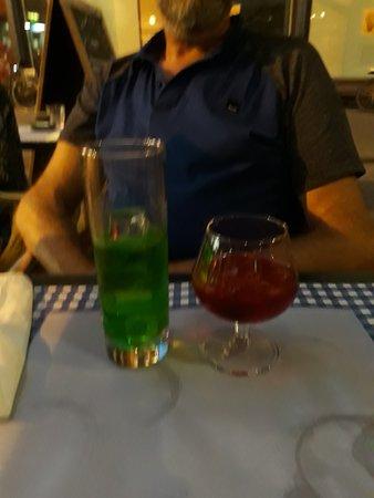 Mandraki: Liqueurs