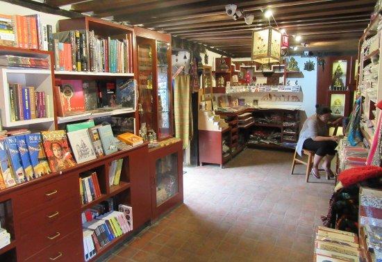 Patan Museum gift shop.