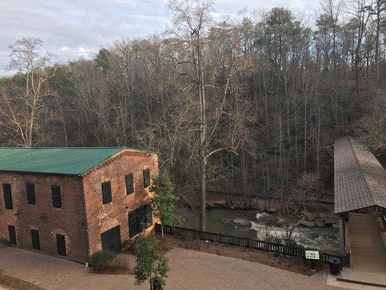 Vickery Creek Park Roswell Georgia - Enero 2017