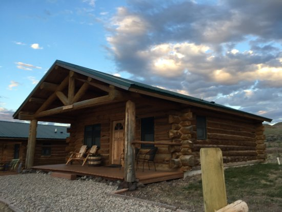 Wapiti, WY: A week in pictures! A must stay if your visiting the area!