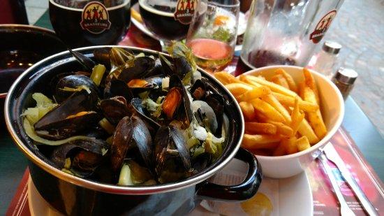 Les 3 Brasseurs : Mussels
