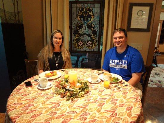 Addison, PA: Breakfast-delicious!