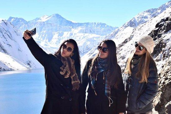 San Jose de Maipo, Chile: Rende lindas fotos!