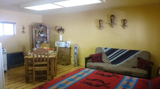 Mimbres, NM: Beautiful room and decor!