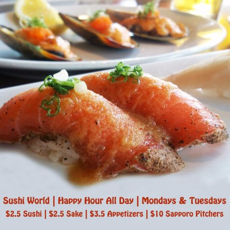 Cypress, CA: Peppered Salmon
