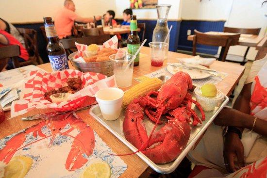 Edgewater, NJ: Lobster