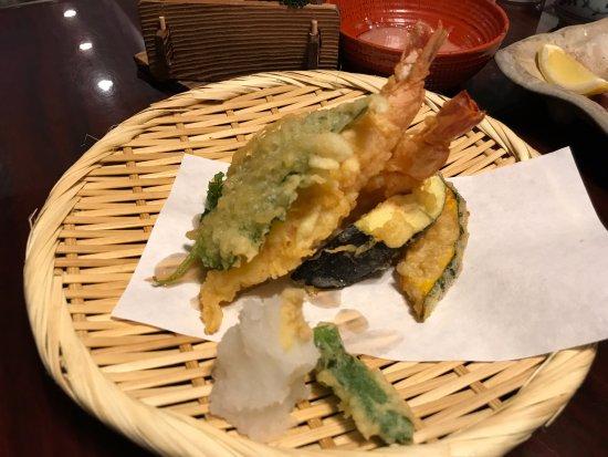 Torrance, Californien: Assorted tempura