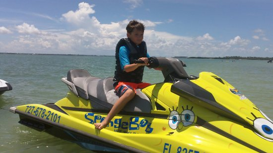 clearwater beach jet ski rentals and guided tours