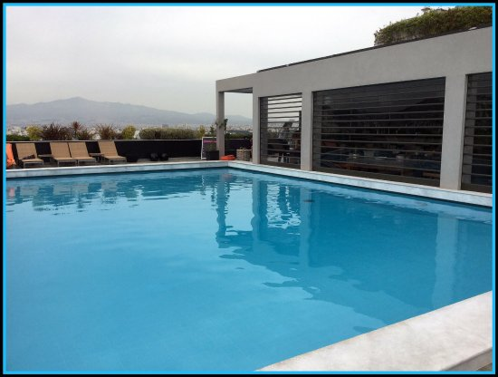 piscine sur le toit de l 39 h tel picture of president hotel athens tripadvisor. Black Bedroom Furniture Sets. Home Design Ideas